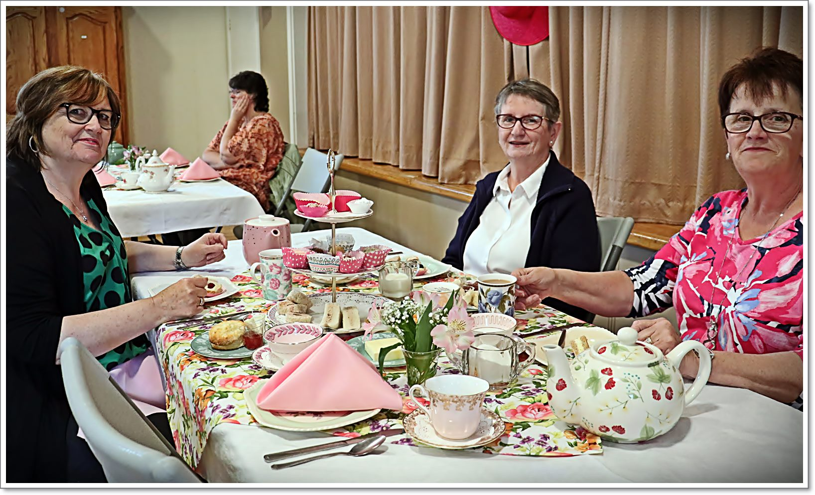 ACW Spring Tea - Table 2