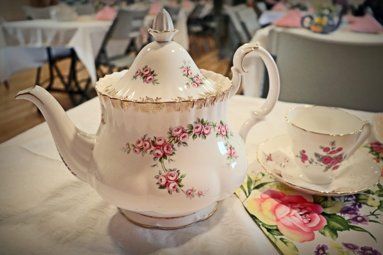 ACW Spring Tea - Tea Time