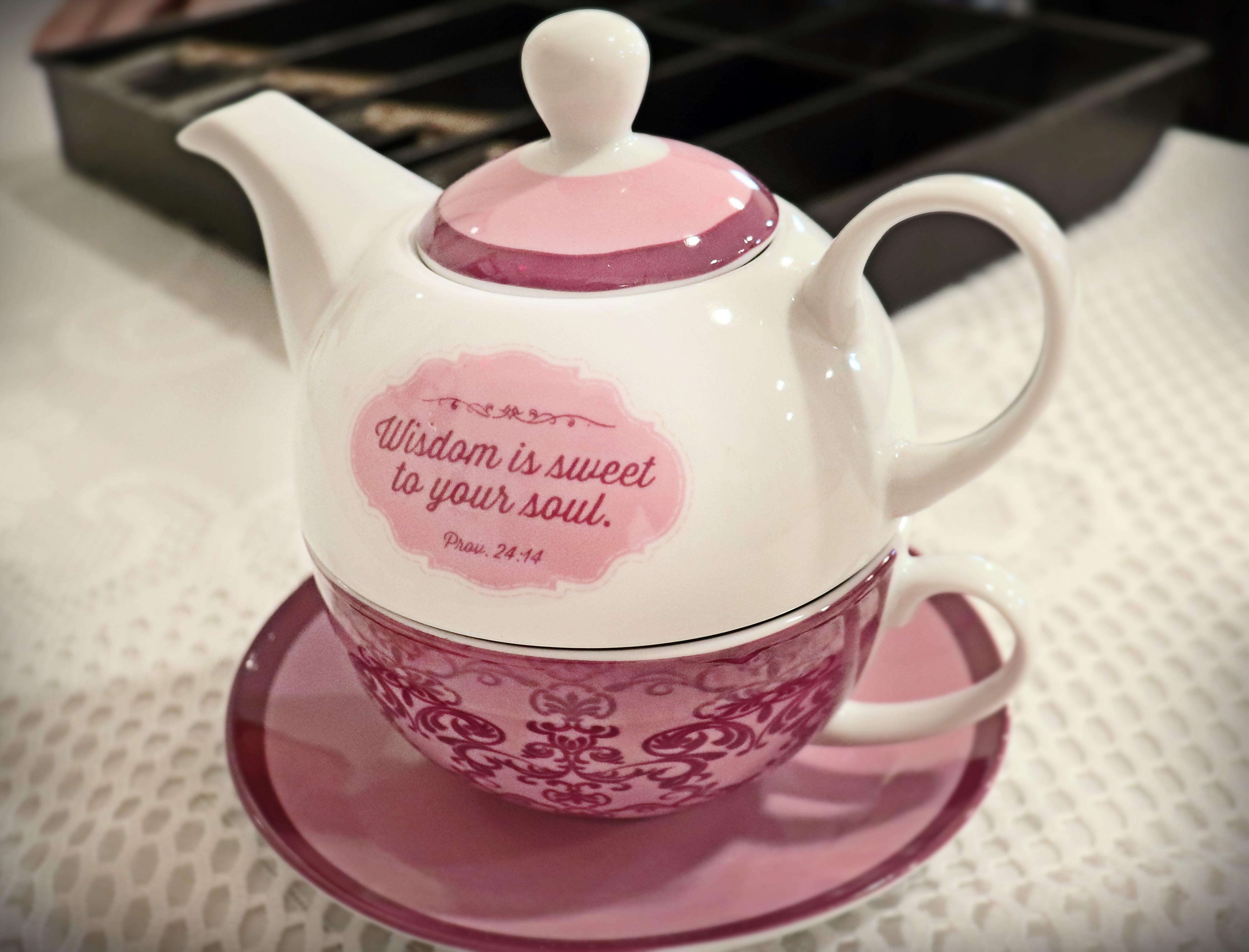 ACW Spring Tea - Tea Wisdom