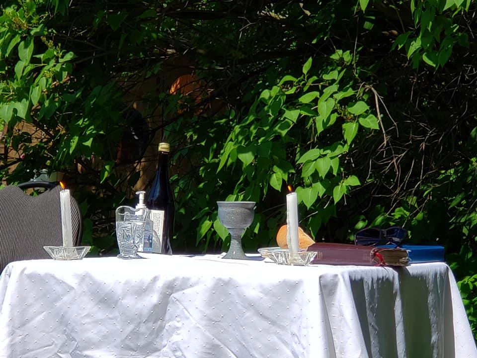 Eucharistic Picnic Service 1